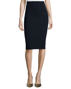 Escada  - High-Waist Pencil Skirt