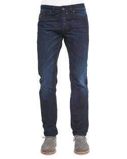 Diesel - Straight-Leg Denim Jeans