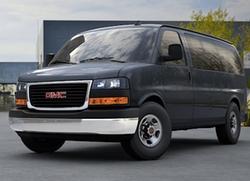 GMC - Savana Passenger Van