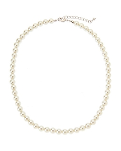 Ak Anne Klein - Faux Pearl Necklace