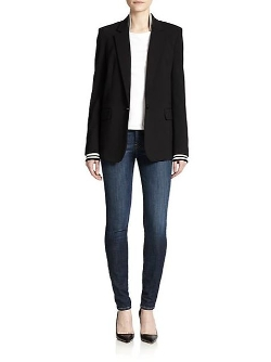 Theory - Talyia Stretch Blazer