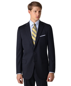 Brooks Brothers  - Fitzgerald Fit Two-Button 1818 Suit