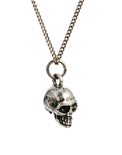 Icon Brand - Skull Necklace