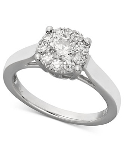 Prestige Unity - Diamond Engagement Ring