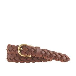 J.Crew - Braided Leather Belt