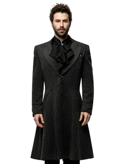 Fanplusfriend - Wool Blend Long Coat
