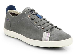 Paul Smith - Vestri Suede Low-Top Sneakers