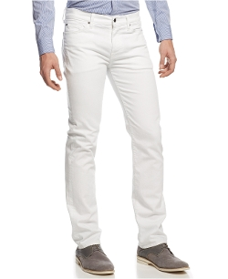 7 For All Mankind - Slimmy Slim Straight-Leg Jeans