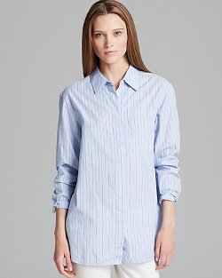 Equipment  - Morisson Cotton Stripe Shirt