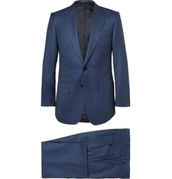 Lutwyche   - Puppytooth Super 170s Wool Suit