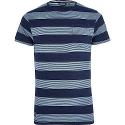 River Island - Jack & Jones Vintage Stripe T-Shirt