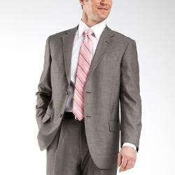 Dockers - Gray Sharkskin Suit Jacket