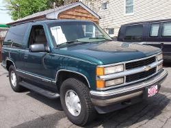 Chevrolet  - 1996 Tahoe