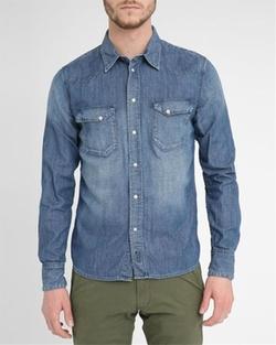 Nudie Jeans - Jonis Denim Shirt