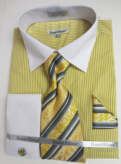 Daniel Ellissa - French Cuff Dress Shirt