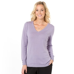 La Redoute - Merino Wool V-Neck Sweater