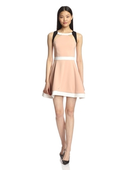Jay Godfrey - Mansell Fit-And-Flare Dress