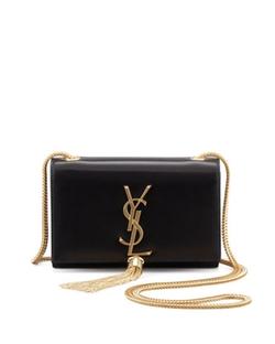 Saint Laurent  - Cassandre Small Tassel Crossbody Bag
