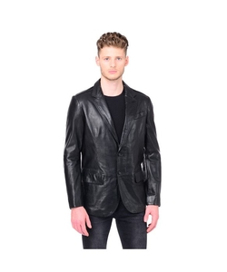 Lamarque  - Classic Mens Leather Blazer
