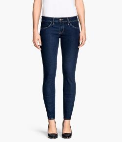 H&M - Skinny Low Jeans