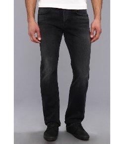 Hudson Byron  - Five-Pocket Straight Jeans