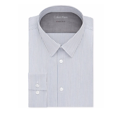 Calvin Klein - Frost Stripe Dress Shirt
