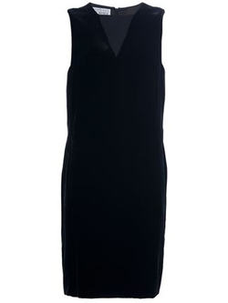 Gianfranco Ferre Vintage - Slash Neck Shift Dress