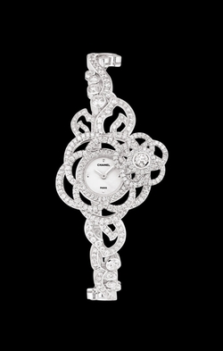 Chanel - White Gold And Diamond Watch