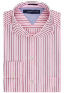 Tommy Hilfiger - Easy Care Stripe Dress Shirt