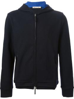 Marni  - Hooded Cardigan