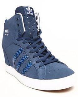 Adidas Performance - Originals Basket Profi Up Wedge Shoes