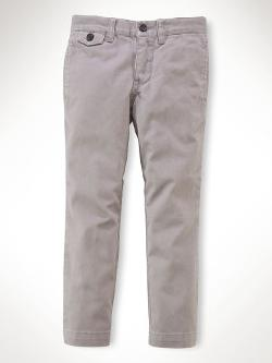 Ralph Lauren - Boys 2-7 Cotton Chino Pants