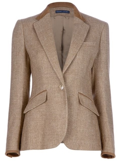 Ralph Lauren - Tweed Blazer