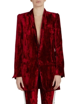 Haider Ackermann  - Long Sleeve Jacket