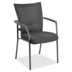 Lorell - Mesh Back Guest Chair