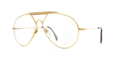 Alpina - Authentic Men Vintage Eyeglasses