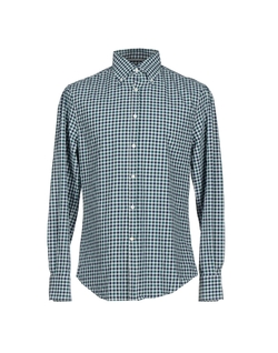 Brunello Cucinelli - Button Down Checked Shirt