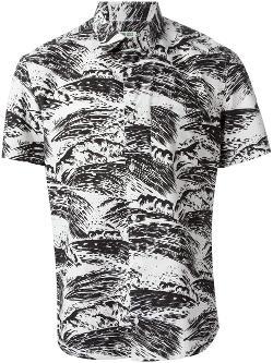 KENZO  - printed shirt