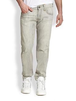 True Religion  - Ricky Straight-Leg Jeans