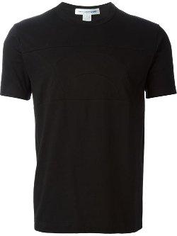 Comme Des Garçons Shirt - Crew Neck T-Shirt