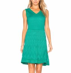 M Missoni - Sleeveless Mini Dress