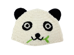 Yellow Label - Panda Hat
