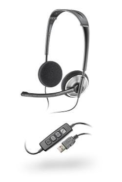 Plantronics  - Audio 478 Stereo USB Headset