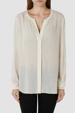 Selected Femme - Evie Shirt Cream