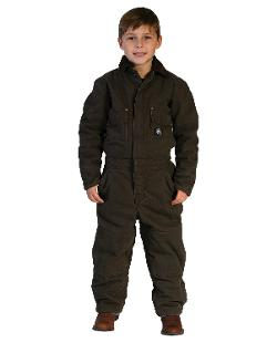 Fortwestern - Key Insulated Duck Coverall - Youth