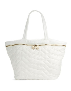 Dolce Vita  - Quilted Tote Bag
