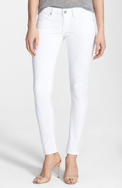 Citizens of Humanity  - Racer Low Rise Skinny Jeans