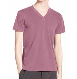 Splendid Mills  - Cotton V-Neck Tee