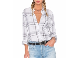 Bella Dahl - Shirt Tail Button Down  Shirt