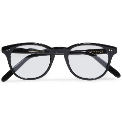 Cutler & Gross   - Round-Frame Acetate Optical Glasses
